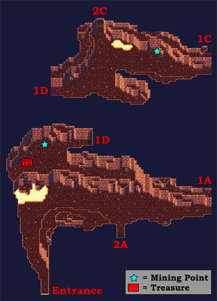 Elyups Cave Map – RPG Insanity on